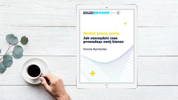 ebook jak oszczędzić czas prowadząc swój biznes